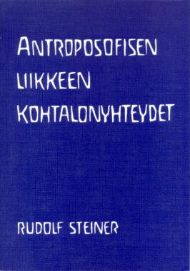 Antroposofisenliikkeenkohtalonyhteydet